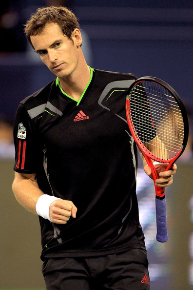 Andy Murray - 2011 Shanghai Rolex Masters - Day 6
