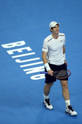 Image result for Andy Murray & China Open