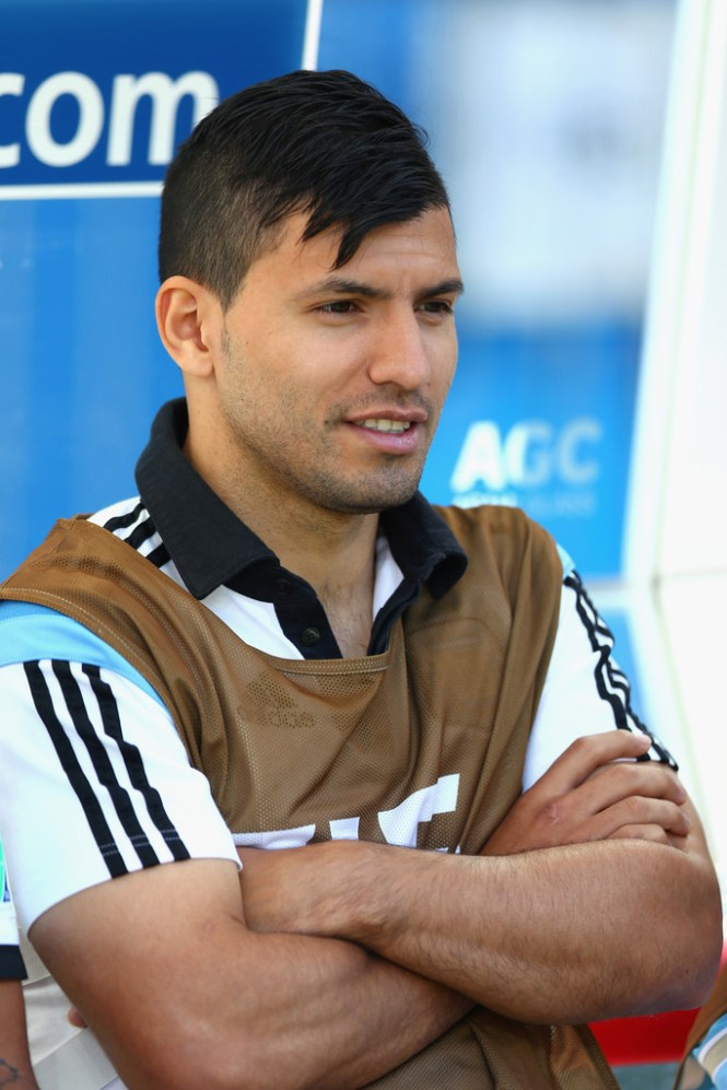 City V Newcastle Talking Points Manchester Fc Gallery Of Sergio Aguero Hairstyle 2016 To Miss United