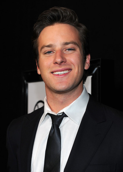 Armie Hammer - 36th Annual Los Angeles Film Critics Association Awards - Red Carpet