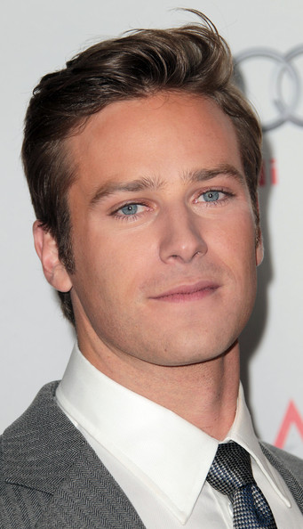 "Armie Hammer - AFI FEST 2011 Presented By Audi - ""J. Edgar"" Opening Night Gala - Arrivals"