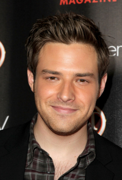 "Ben Rappaport Ben Rappaport arrives at TV Guide Magazine's ""2010 Hot List"" Party on November 8, 2010 in Hollywood, California."
