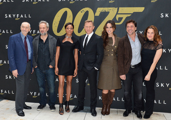 "Daniel Craig - ""Skyfall"" Cast Photo Call"
