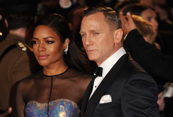 Daniel Craig - Skyfall - Royal World Premiere - Arrivals