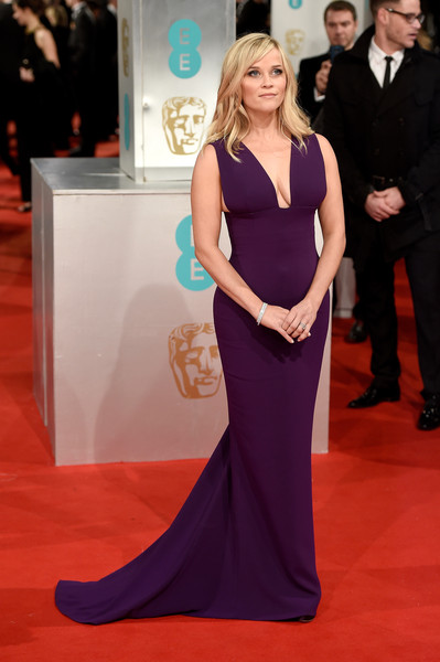 Reese Witherspoon attends the EE British Academy Film Awards at The Royal Opera House on February 8, 2015 in London, England.