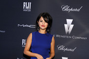 Actress/recording artist Selena Gomez attends The Weinstein Company's Academy Awards Nominees Dinner in partnership with Chopard, DeLeon Tequila, FIJI Water and MAC Cosmetics on February 21, 2015 in Los Angeles, California.