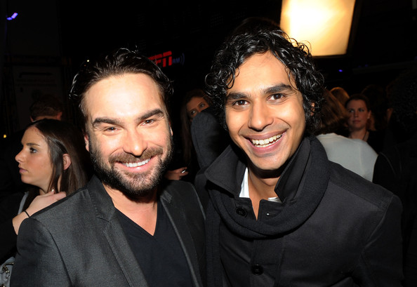 Image result for johnny galecki kunal nayyar