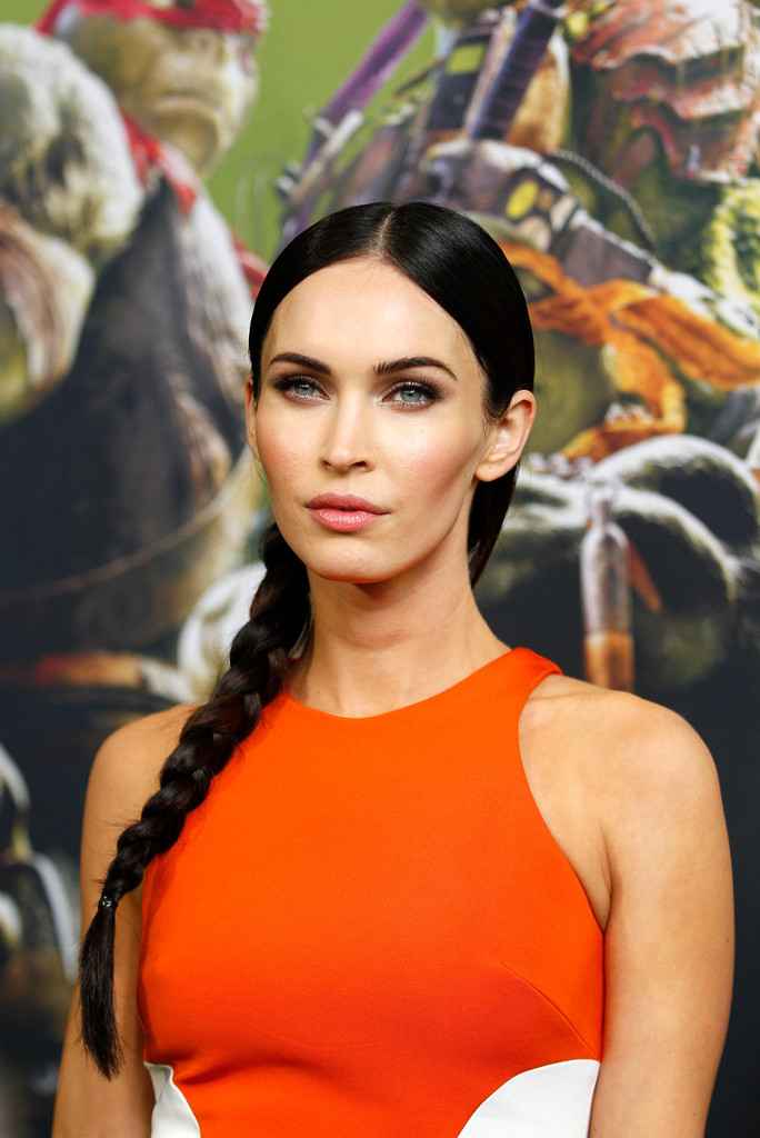Megan Fox vestido Cushnie et Ochs resort 2015