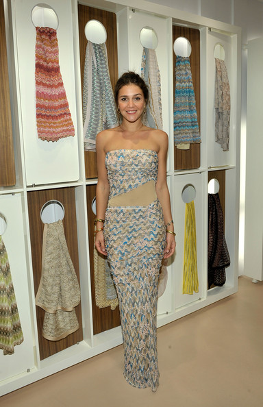 Margherita Missoni attends the Missoni Beverly Hills store opening held at Missoni Beverly Hills on March 17, 2010 in Beverly Hills, California.
