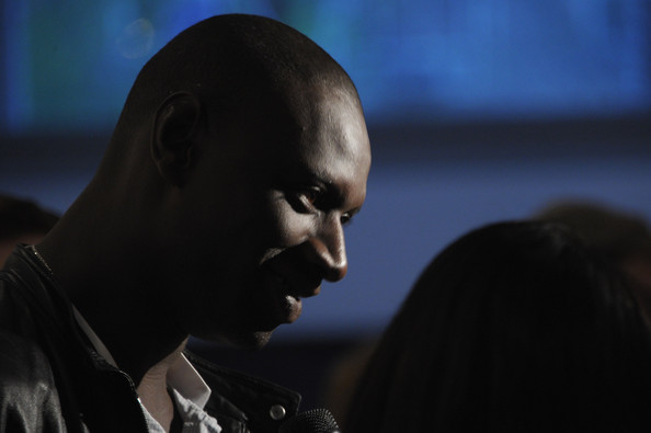 """Omar Sy - """"The Intouchables"""" Special Screening"""
