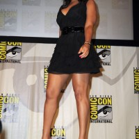 Fashionwidget's Comic-Con 2011 Style Check: Sanaa Lathan, Eliza Dushku, Minka Kelly, Shoes, YSL and more...