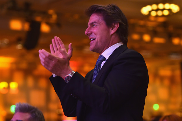 CinemaCon 2018 - Will Rogers Pioneer Of The Year Dinner Honoring Tom Cruise