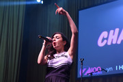 Charli XCX performs at Z100 & Coca-Cola All Access Lounge at Z100's Jingle Ball 2014 pre-show at Hammerstein Ballroom on December 12, 2014 in New York City.