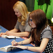 Zoey Deutch 'Vampire Academy' Cast Meets Fans in Houston