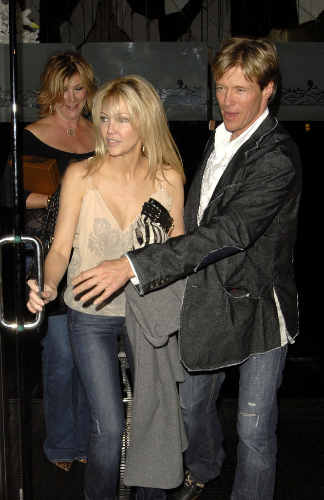 Jack Wagner Photos Photos File Heather Locklear And