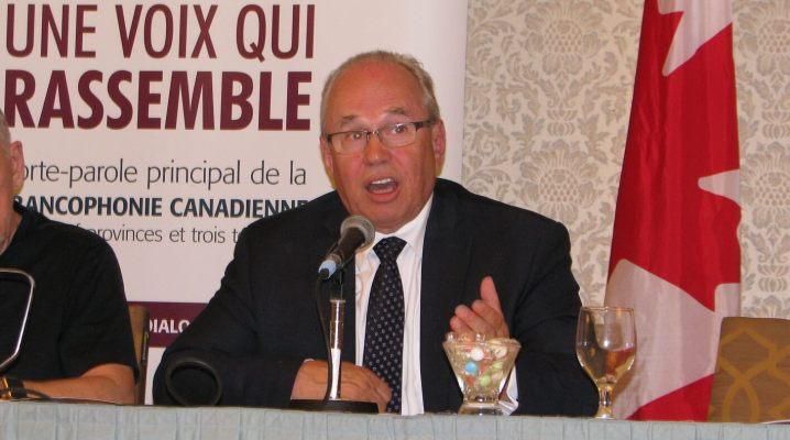 (Le nouveau président de la FCFA, Jean Johnson. Crédit photo: Archives)
