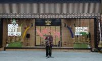Kirab Satu Negeri, Walikota Tasik Cocokan 17 Bendera dengan HUT Kota Tasikmalaya