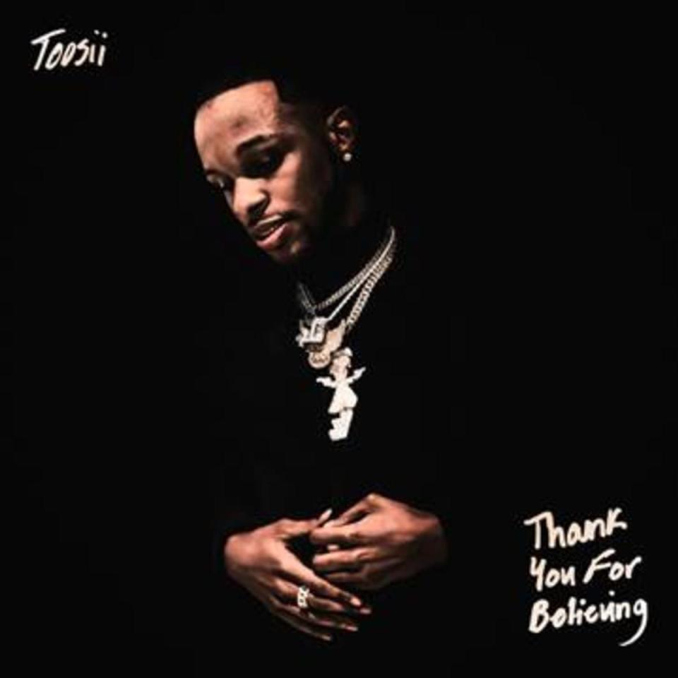 DOWNLOAD MP3: Toosii – Back Together