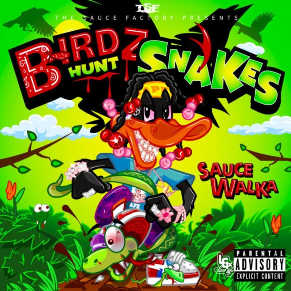 DOWNLOAD MP3: Sauce Walka – Hawk a Snake