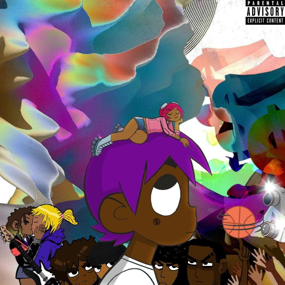 DOWNLOAD MP3: Lil Uzi Vert – Hi Roller
