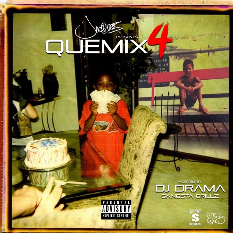 DOWNLOAD MP3: Jacquees Ft. Donnell Jones – Where I Wanna Be (QueMix)