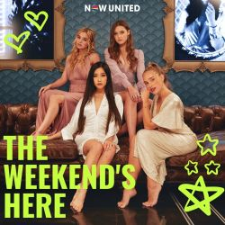 Now United - The Weekend's Here - Single [iTunes Plus AAC M4A]