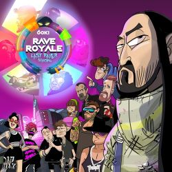 Steve Aoki - 6OKI - Rave Royale - EP [iTunes Plus AAC M4A]