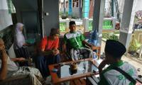 Diklatsar Kota Tasik, Tujuh Peserta dari Mangkubumi dapat Wejangan Kyai sebelum Berangkat