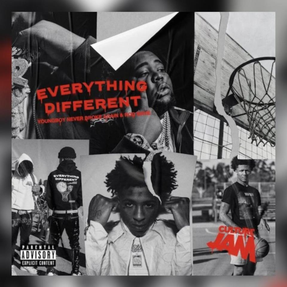 DOWNLOAD MP3: Culture Jam, YoungBoy Never Broke Again & Rod Wave – Everything Different