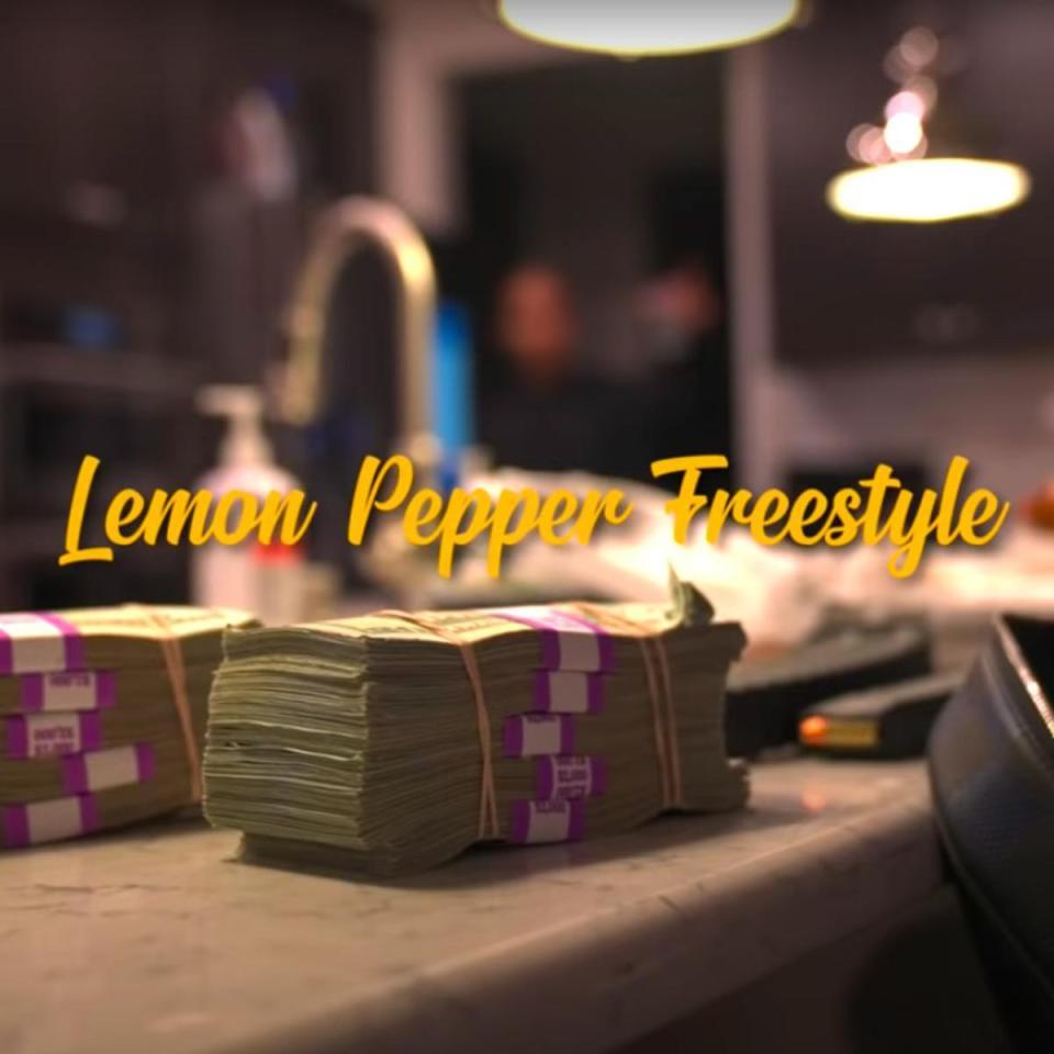 DOWNLOAD MP3: Toosii – Lemon Pepper Freestyle