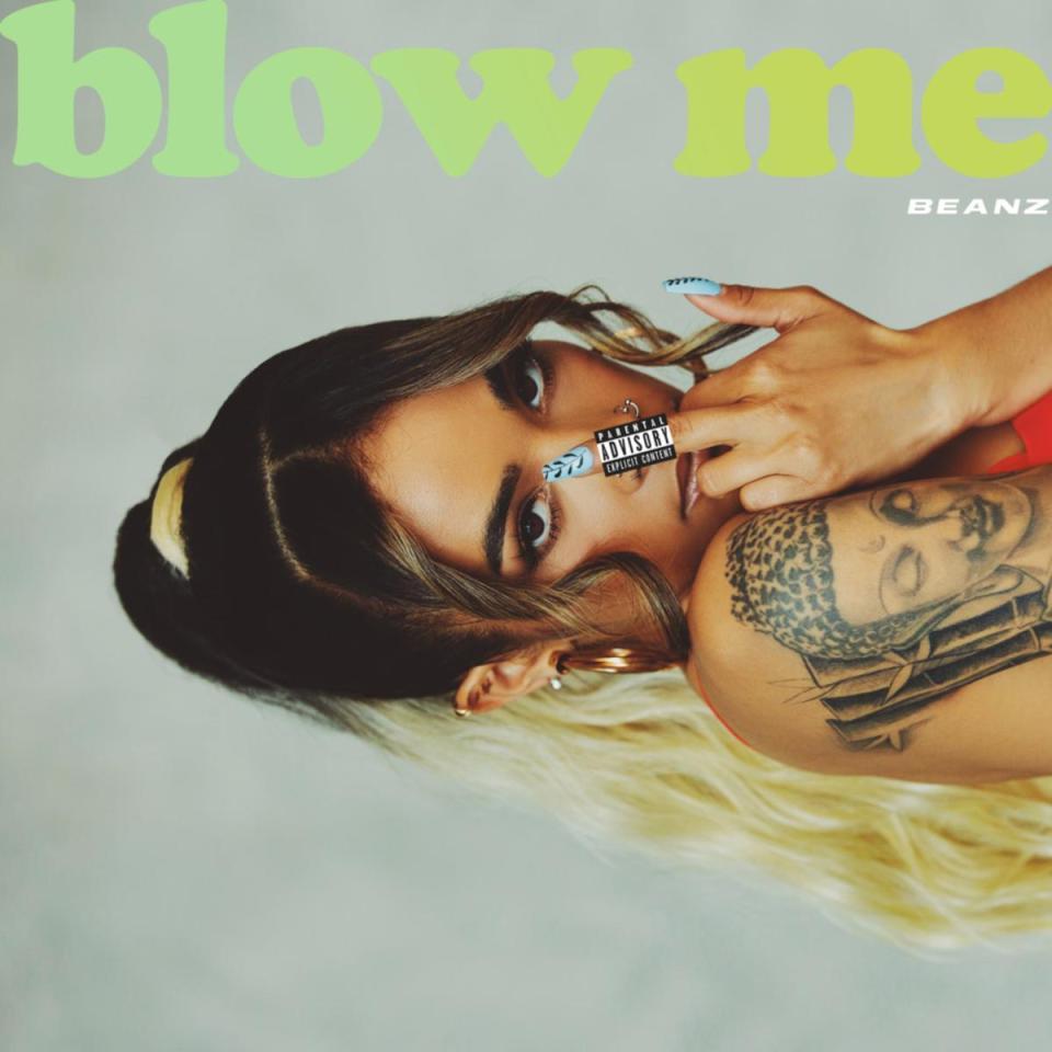 DOWNLOAD MP3: Beanz – Blow Me