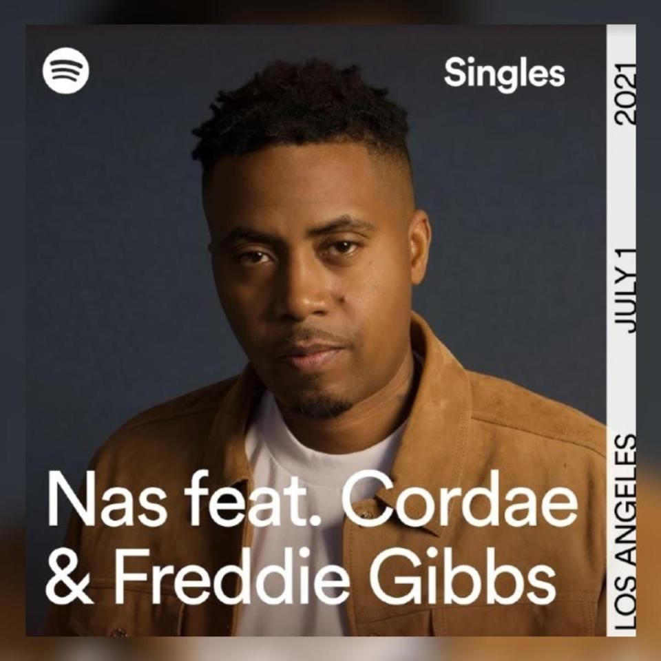 DOWNLOAD MP3: Nas Ft. Cordae & Freddie Gibbs – Life Is Like A Dice Game