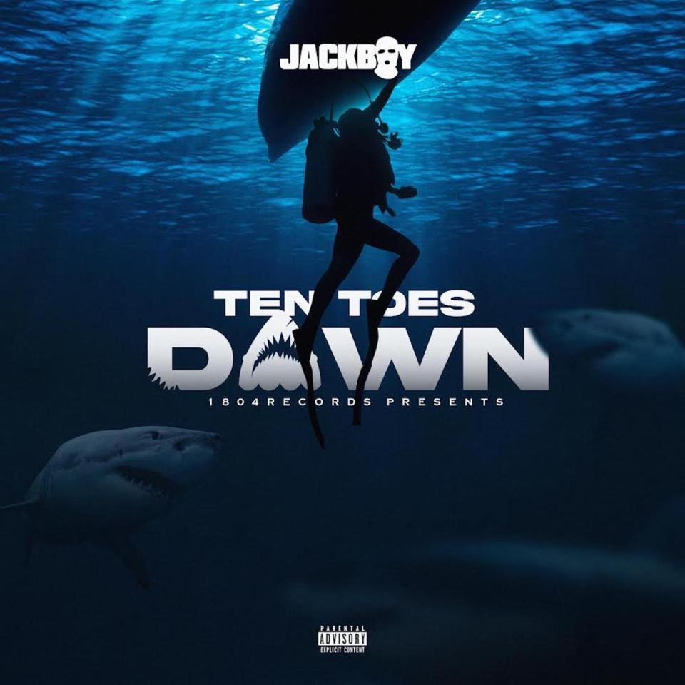 DOWNLOAD MP3: Jackboy – Ten Toes Down