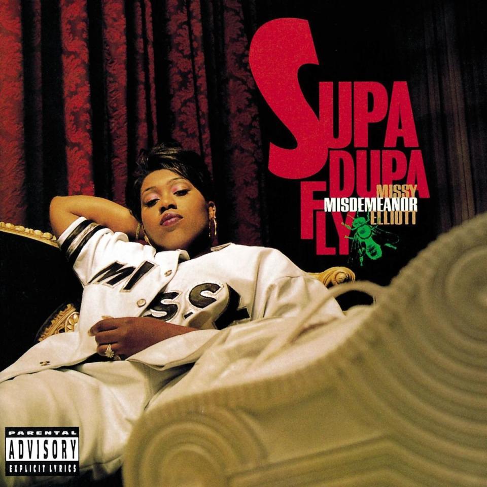 DOWNLOAD MP3: Missy Elliott – The Rain (Supa Dupa Fly)