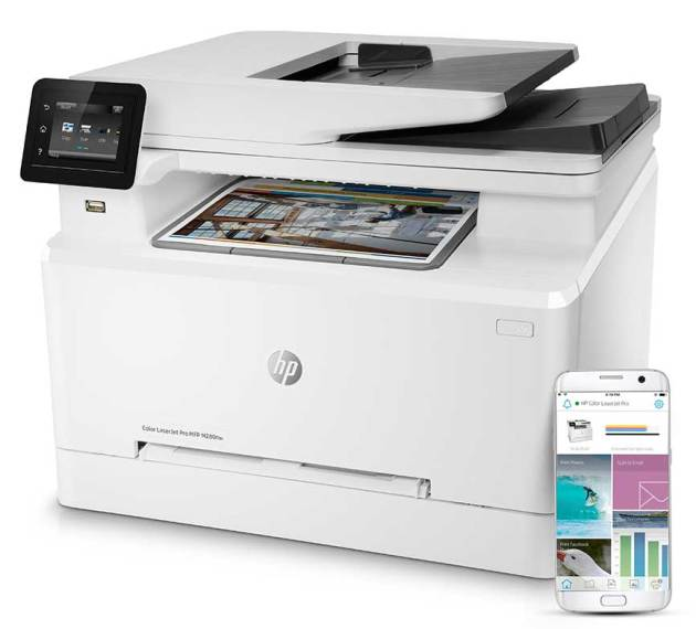 HP Color LaserJet Pro Printers   HP     Official Site Meet the HP Color LaserJet Pro 200 series MFP