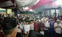 Dukung Jokowi-KH Ma'ruf, Kyai Kampung se-Bogor Siap Tangkal Hoaxs