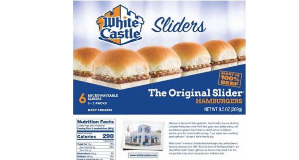 Recall: White Castle frozen hamburgers and cheeseburgers recalled due to possible Listeria :: WRAL.com
