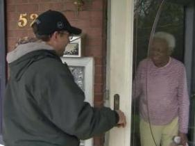 Meals on Wheels of Wake County faces a waiting list of hundreds of people who could be served by additional volunteers.