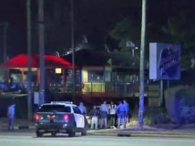 One person is recovering after a shooting at Adventure Landing on Capital Boulevard.