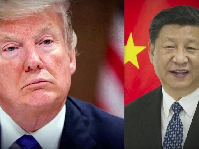 China's Troubles Are Pushing It For Discussions-Says Trump