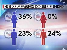 GOP voting maps hit Dem women hardest