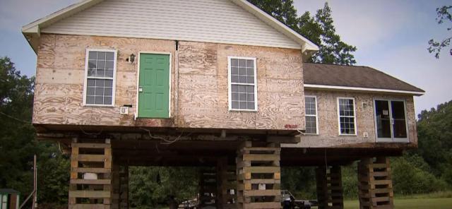 Princeville perseveres, rebuilds after Hurricane Matthew :: WRAL.com