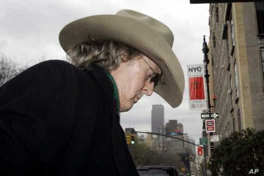 Radio host Don Imus arrives at his Manhattan residence on Friday, April 13,  2007  in New York. Rutgers women's basketball…