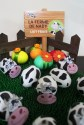 creative easter eggs - the farm