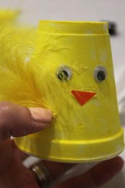 Easter bunnies&chicks cups |marmite et ponpon