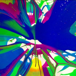 spin art4|marmite et ponpon