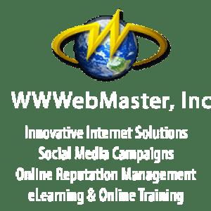 WWWebMaster Inc Logo