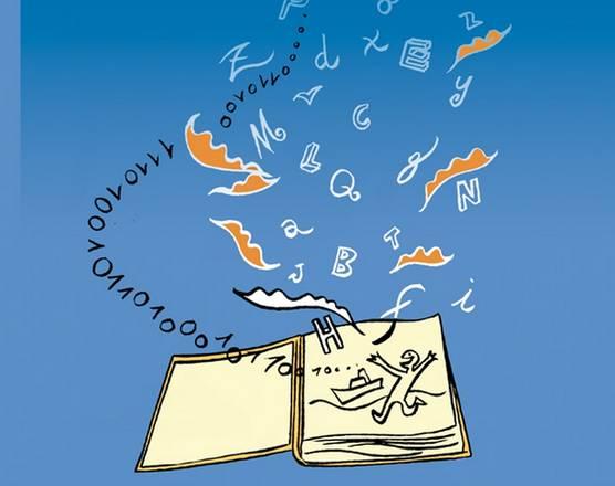 Didascalia: dalla matematica una nuova analisi del linguaggio (fonte: Gianluca Costantini)