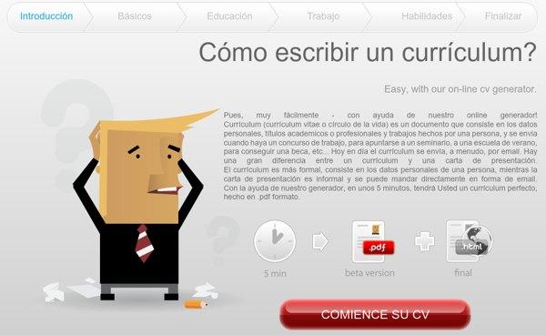 onlineCV