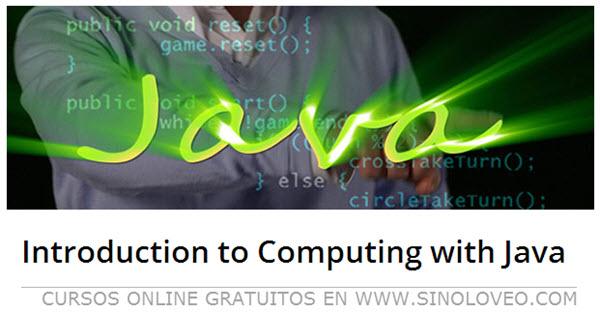 Programación con Java